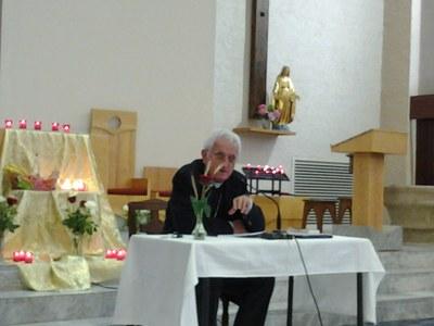 Visite pastorale enseignement