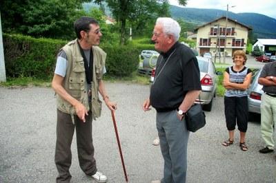 Visite pastorale   l'Erable 06