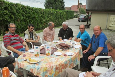 Visite pastorale   l'Erable 09