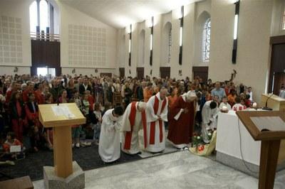 Visite pastorale   messe01