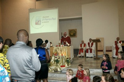 Visite pastorale   messe04