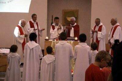 Visite pastorale   messe 05